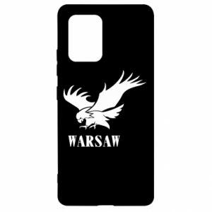 Etui na Samsung S10 Lite Warsaw eagle