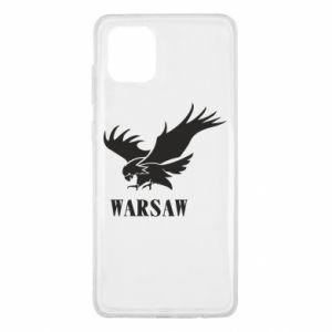 Etui na Samsung Note 10 Lite Warsaw eagle
