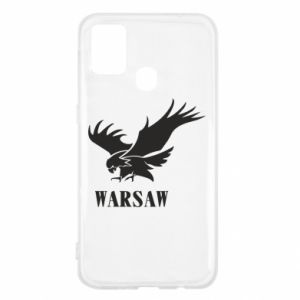 Etui na Samsung M31 Warsaw eagle