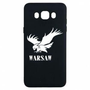Etui na Samsung J7 2016 Warsaw eagle