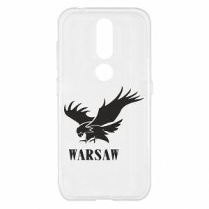 Etui na Nokia 4.2 Warsaw eagle