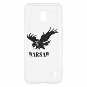 Etui na Nokia 2.2 Warsaw eagle