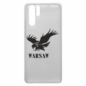 Etui na Huawei P30 Pro Warsaw eagle