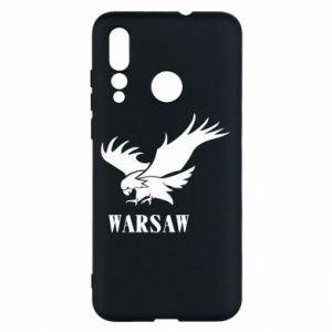 Etui na Huawei Nova 4 Warsaw eagle