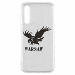 Etui na Huawei P20 Pro Warsaw eagle