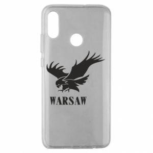 Etui na Huawei Honor 10 Lite Warsaw eagle