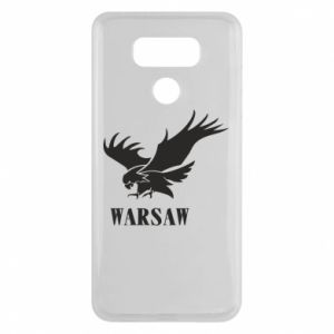 Etui na LG G6 Warsaw eagle
