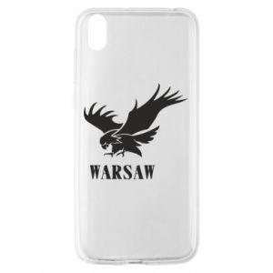 Etui na Huawei Y5 2019 Warsaw eagle