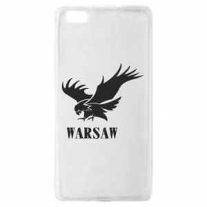 Etui na Huawei P 8 Lite Warsaw eagle