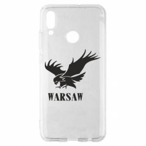 Etui na Huawei P Smart 2019 Warsaw eagle