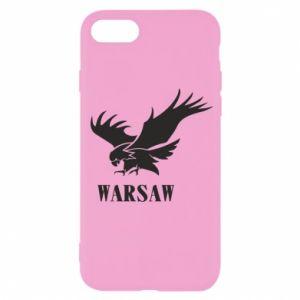 Etui na iPhone SE 2020 Warsaw eagle