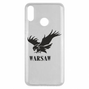 Etui na Huawei Y9 2019 Warsaw eagle