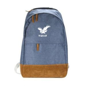 Miejski plecak Warsaw eagle