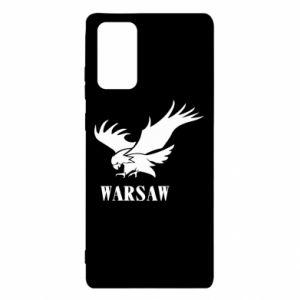 Etui na Samsung Note 20 Warsaw eagle