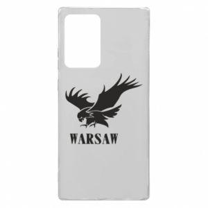 Etui na Samsung Note 20 Ultra Warsaw eagle