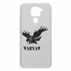 Etui na Xiaomi Redmi Note 9/Redmi 10X Warsaw eagle
