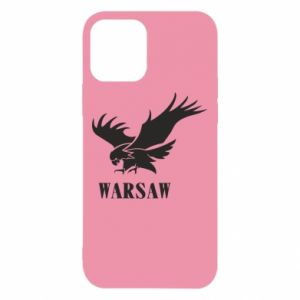 Etui na iPhone 12/12 Pro Warsaw eagle