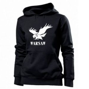 Damska bluza Warsaw eagle