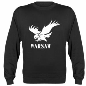Bluza (raglan) Warsaw eagle