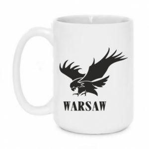 Kubek 450ml Warsaw eagle