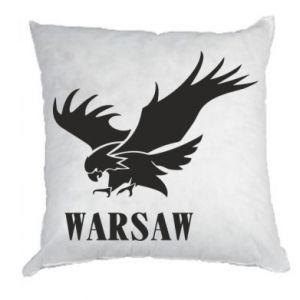 Poduszka Warsaw eagle