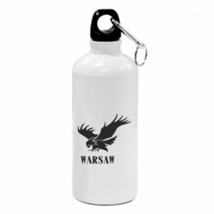 Bidon turystyczny Warsaw eagle