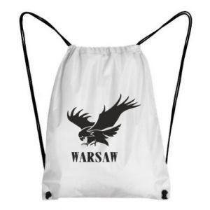 Plecak-worek Warsaw eagle