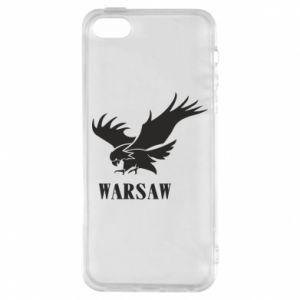 Etui na iPhone 5/5S/SE Warsaw eagle