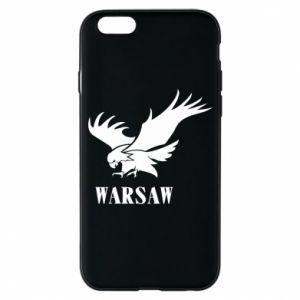 Etui na iPhone 6/6S Warsaw eagle