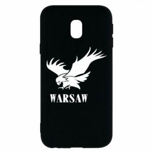 Etui na Samsung J3 2017 Warsaw eagle