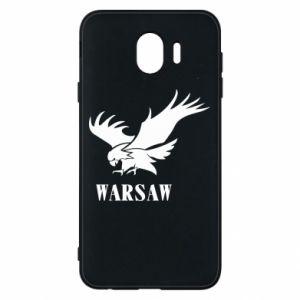 Etui na Samsung J4 Warsaw eagle