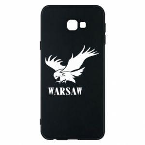 Etui na Samsung J4 Plus 2018 Warsaw eagle