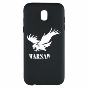 Etui na Samsung J5 2017 Warsaw eagle