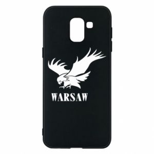 Etui na Samsung J6 Warsaw eagle