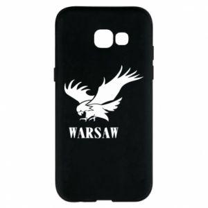 Etui na Samsung A5 2017 Warsaw eagle