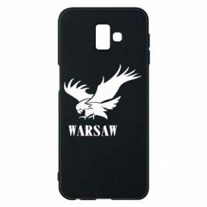 Etui na Samsung J6 Plus 2018 Warsaw eagle
