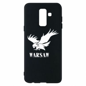 Etui na Samsung A6+ 2018 Warsaw eagle