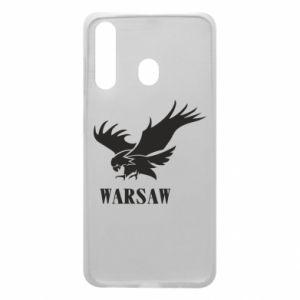 Etui na Samsung A60 Warsaw eagle