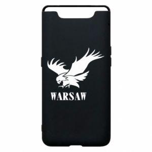Etui na Samsung A80 Warsaw eagle