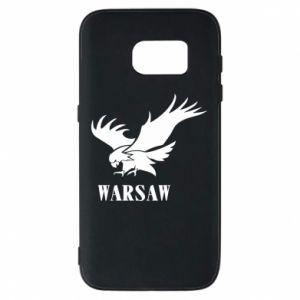 Etui na Samsung S7 Warsaw eagle