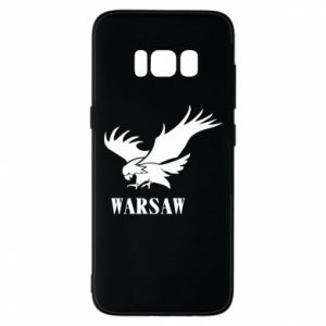 Etui na Samsung S8 Warsaw eagle