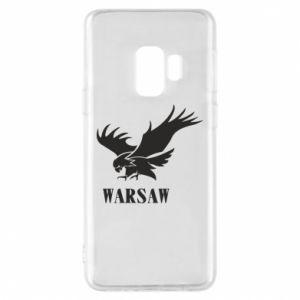 Etui na Samsung S9 Warsaw eagle