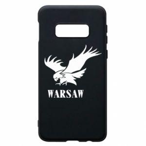 Etui na Samsung S10e Warsaw eagle