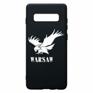 Etui na Samsung S10+ Warsaw eagle