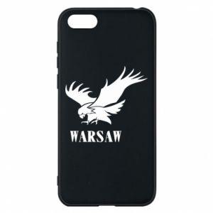 Etui na Huawei Y5 2018 Warsaw eagle