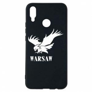 Etui na Huawei P Smart Plus Warsaw eagle