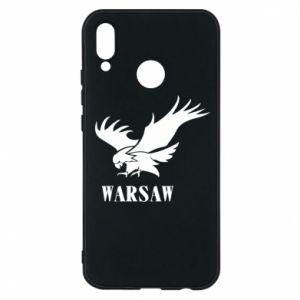 Etui na Huawei P20 Lite Warsaw eagle