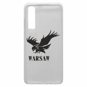 Etui na Huawei P30 Warsaw eagle