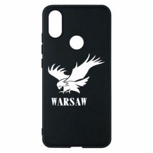 Etui na Xiaomi Mi A2 Warsaw eagle