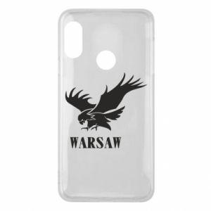 Etui na Mi A2 Lite Warsaw eagle